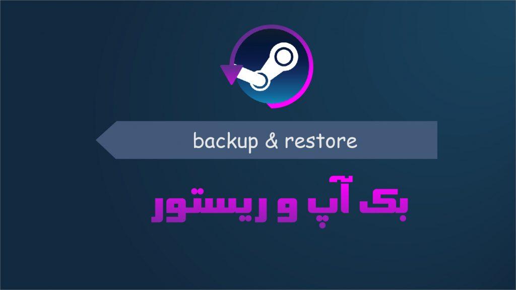 game Backup & Restore steam